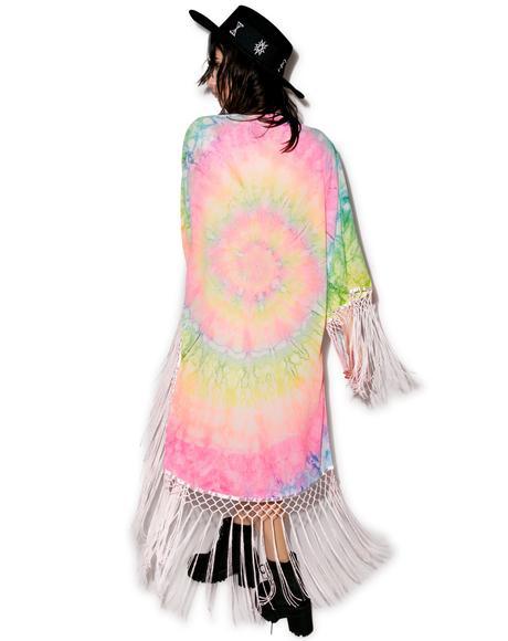 Blotter Kimono
