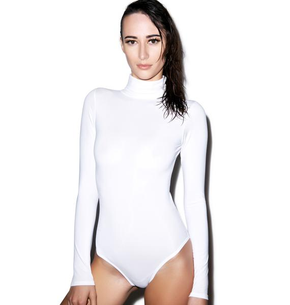 Motel Bryony Turtle Neck Leotard