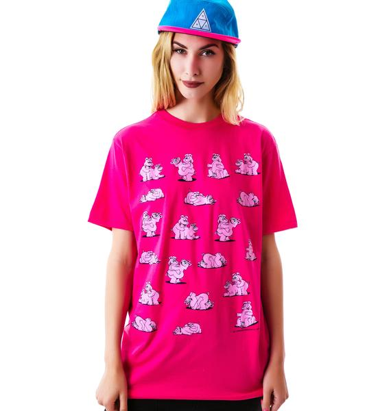 HUF Makin' Bacon Tee