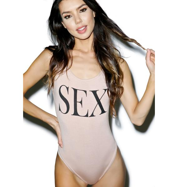 O Mighty Sex Bodysuit