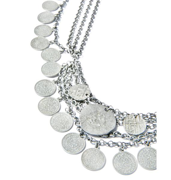 Ettika Gypsy Necklace