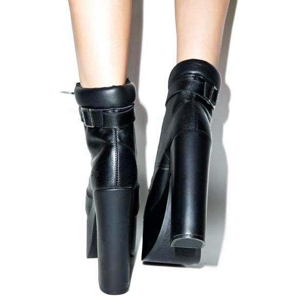 ROC Boots Way Harsh Platform Boots