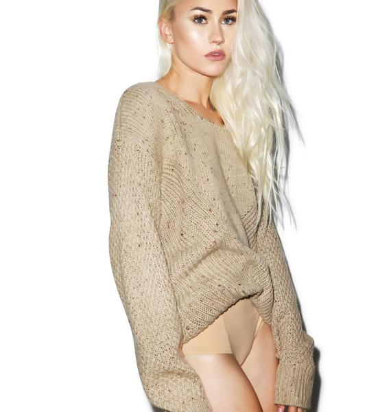 Wildfox Couture Weekday Sweater