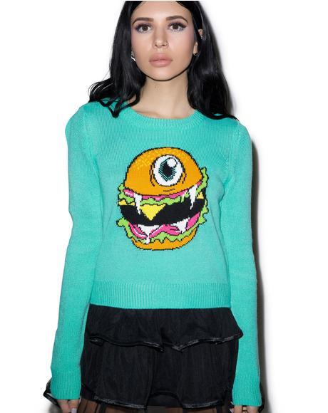 Cycloburger Sweater