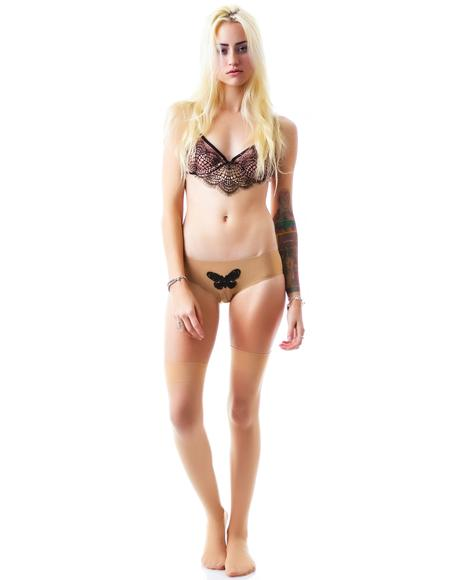 Butterfly Kiss Cheeky Panty