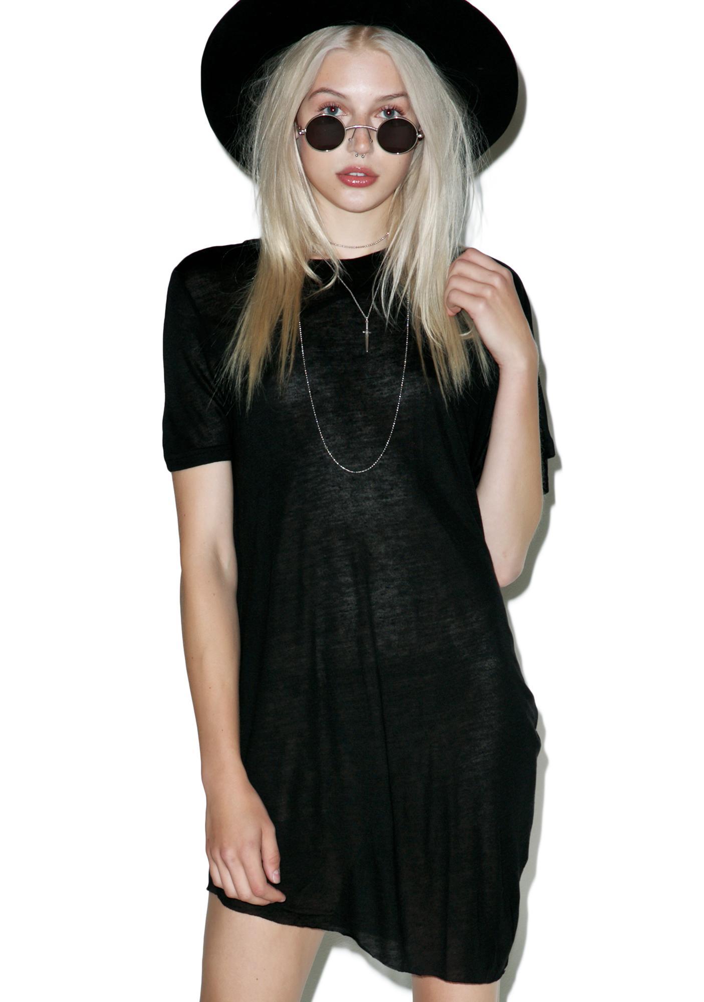 Cheap Monday Evil Mist Dress