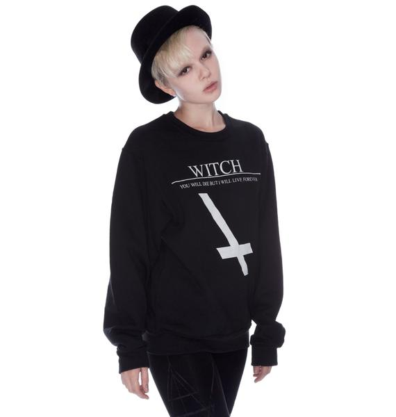 Shop W.A.S. Witch Sweater