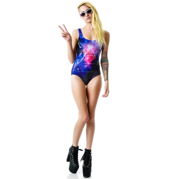 Nebula Trance Bodysuit