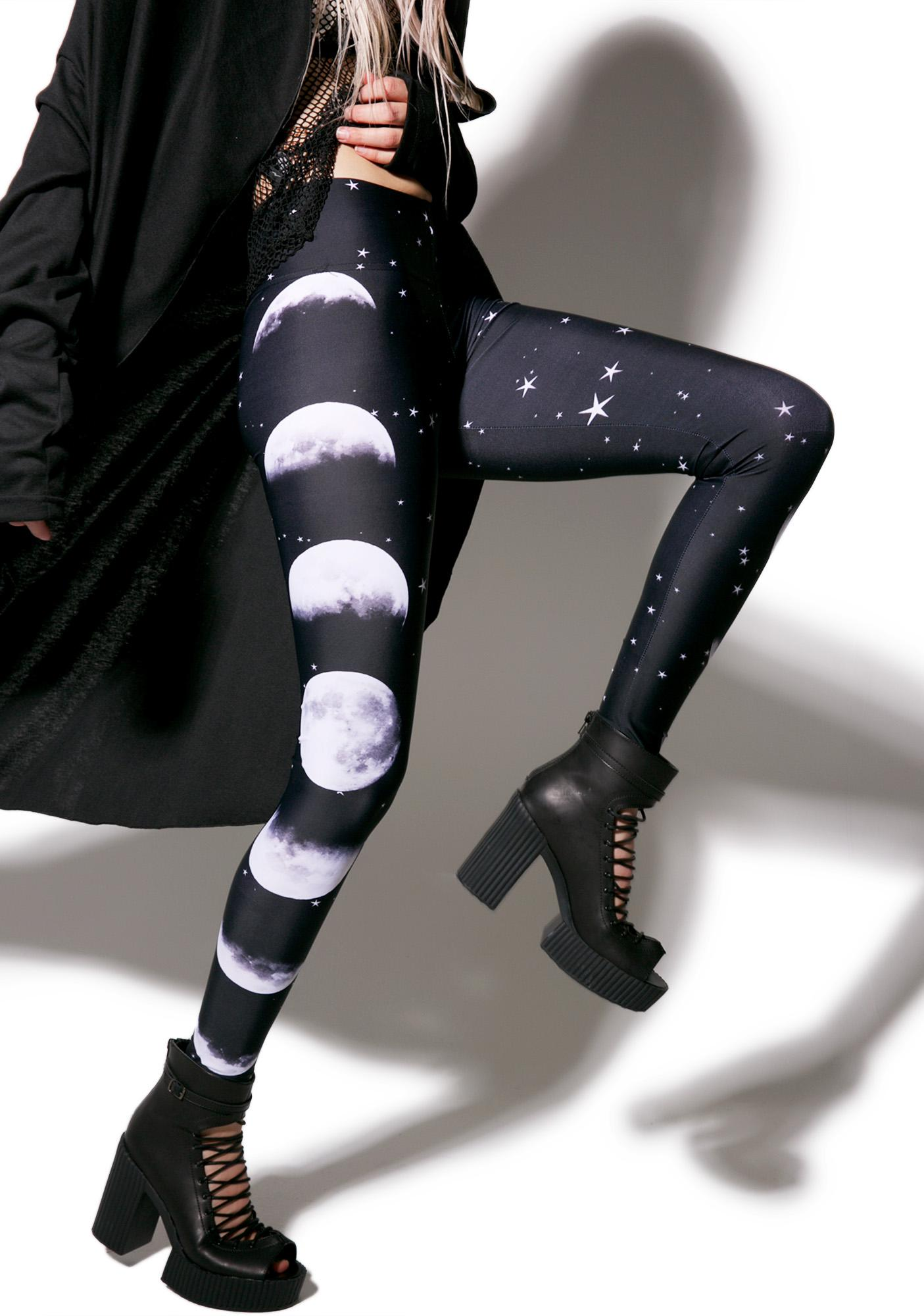 Orb Of Night Leggings