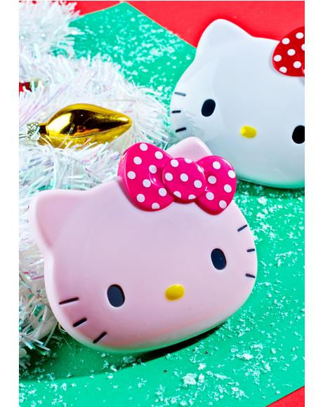 Pinky Hello Kitty Compact Mirror
