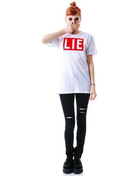 Lie Tee