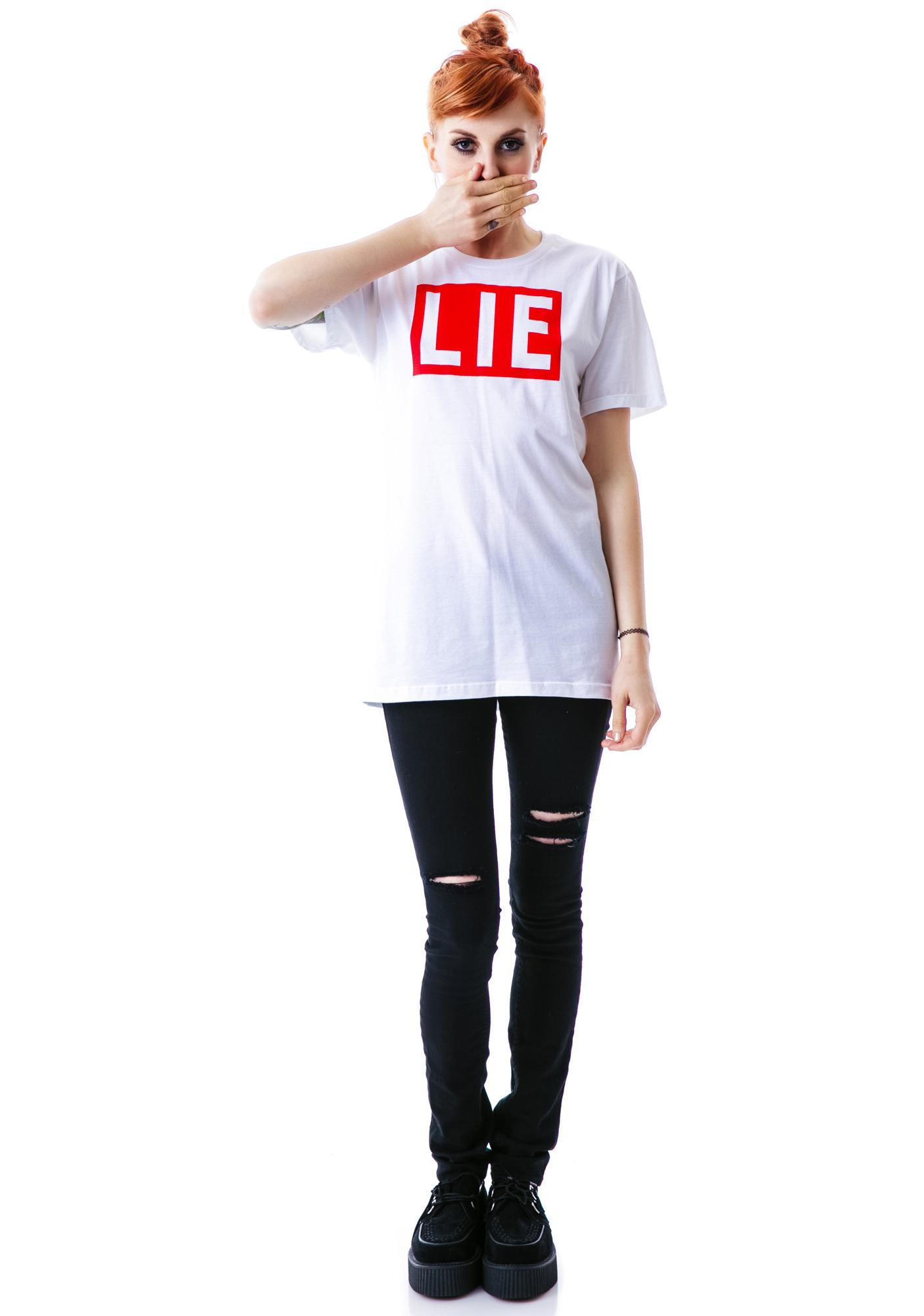 Bad Acid Lie Tee