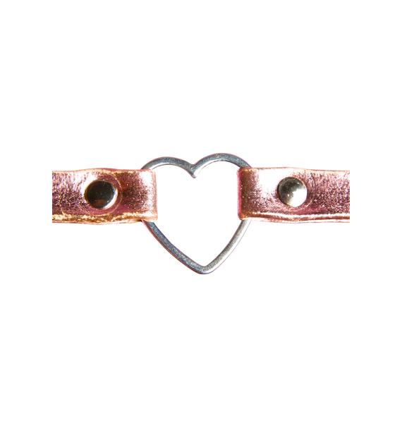 Ever After Heart Choker