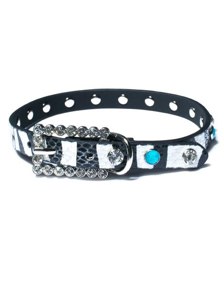 The Beast Within Dog Collar