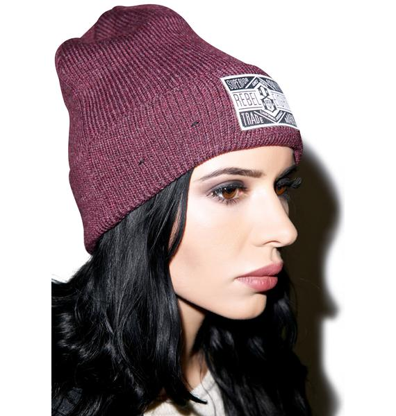 Rebel8 California Originals Beanie