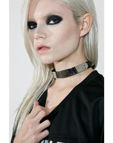 Tactical Plated Choker