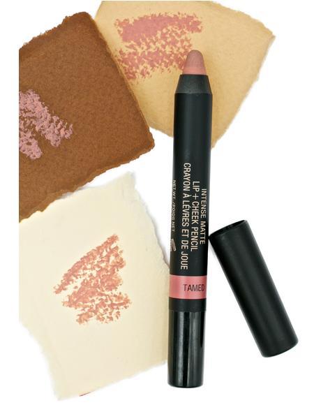 Tamed Matte Lip + Cheek Pencil