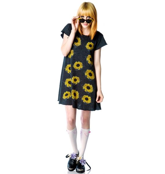 Wildfox Couture Clarissa Grunge Girl Dress