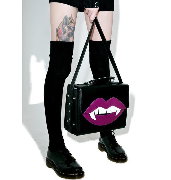 Current Mood Beautevil Lips Bag