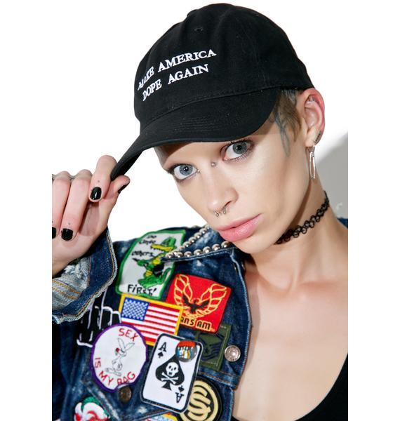 Make America Dope Again Dad Hat