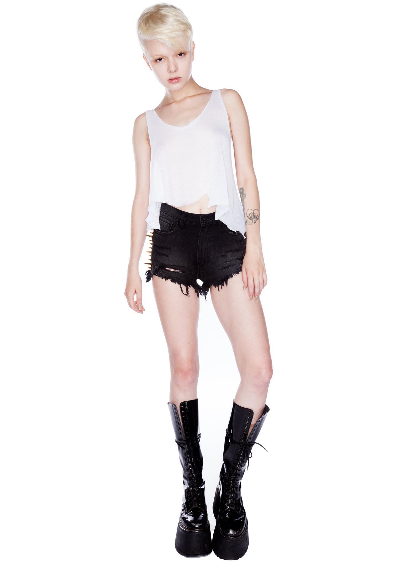 UNIF Backoff Shorts