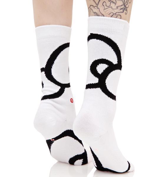 Stance Bows Crew Socks