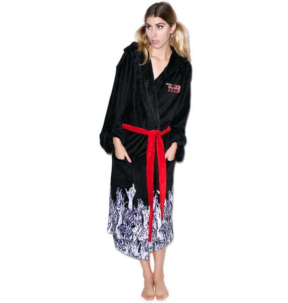 Undergirl The Walking Dead Robe