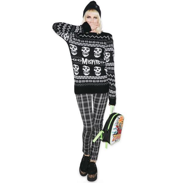 Iron Fist Merry Misfits Sweater