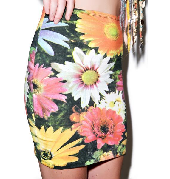 Motel Lucid Kimmy Skirt