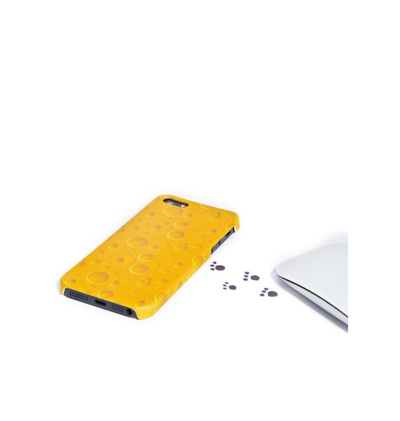 Local Heroes Cheese iPhone 5 Case