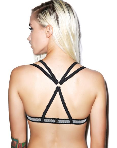 Cut To The Chase Bra