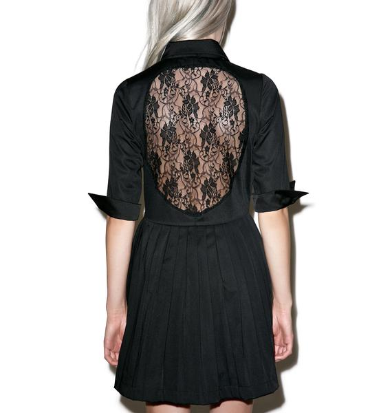 Iron Fist Haunted Mini Dress