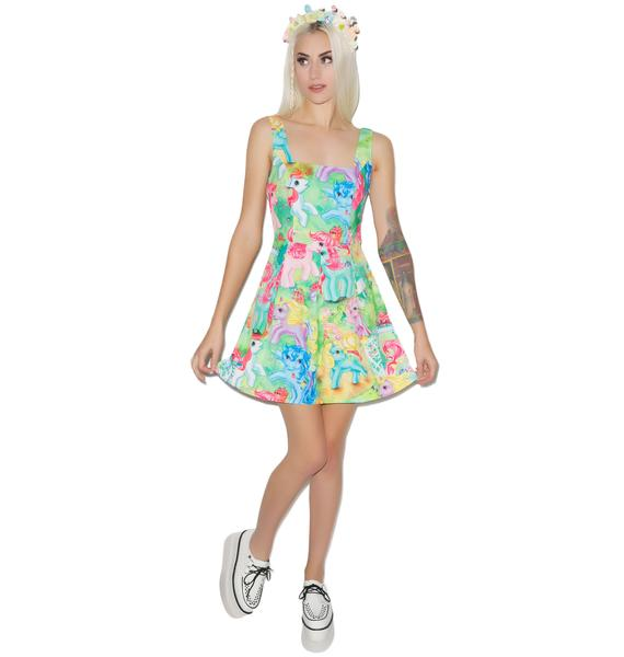Iron Fist My Little Pony Dress