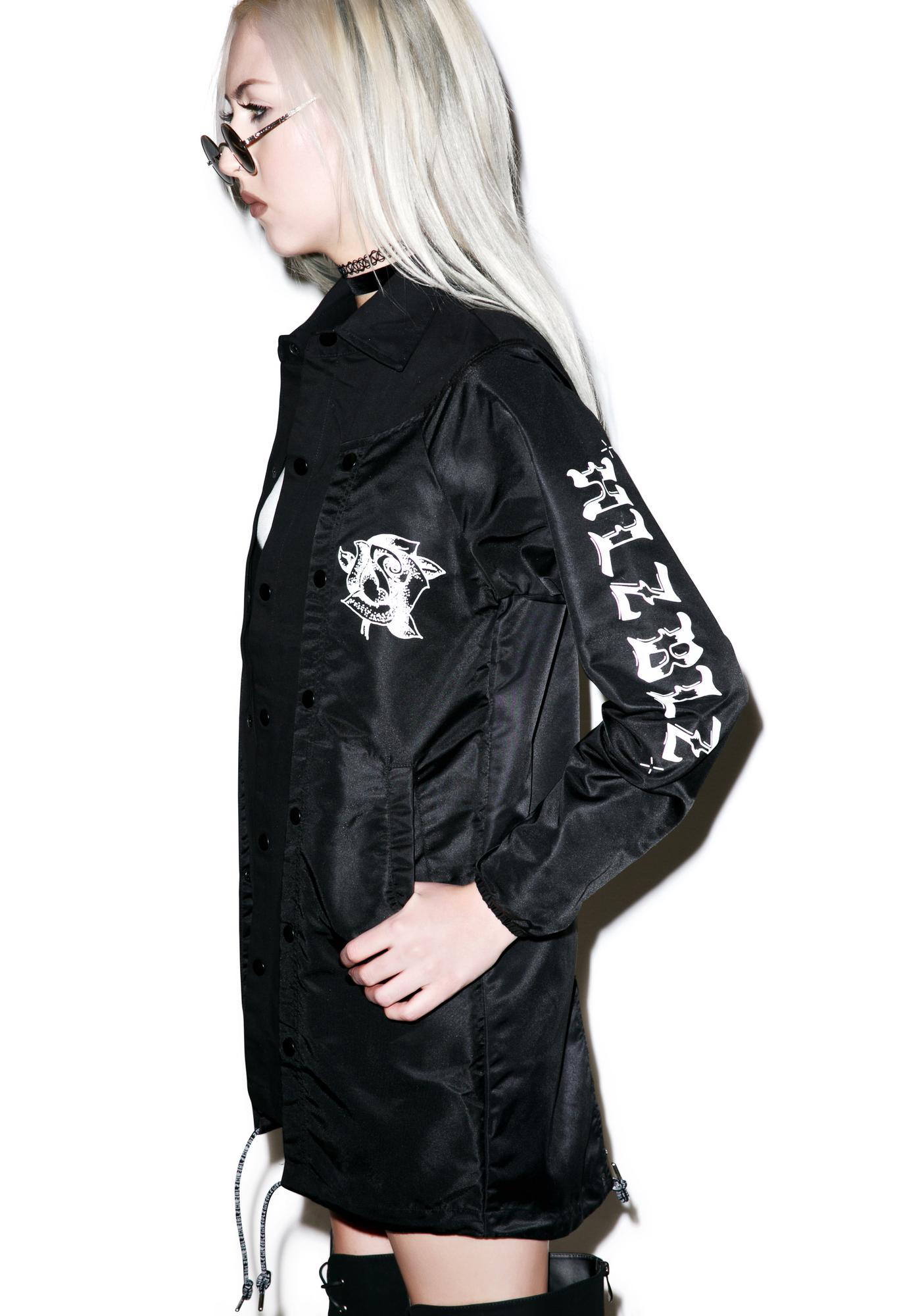 HLZBLZ Eat It Nylon Jacket