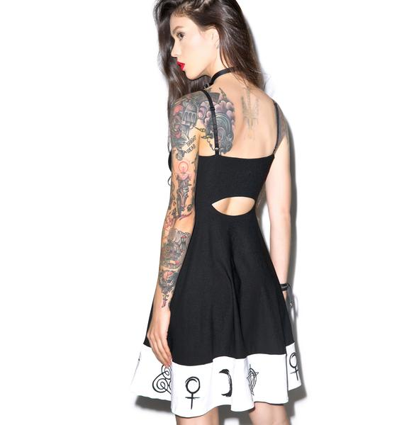 What A Witch Skater Dress