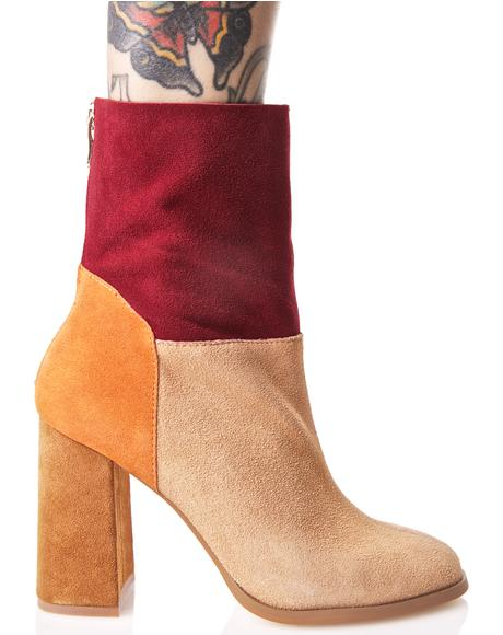 Rumba Suede Boots