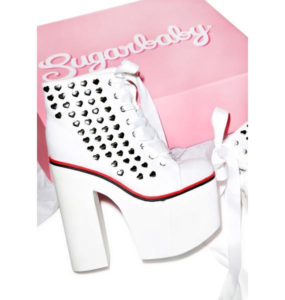 Sugarbaby Innocent Sweet Street Platform Sneakers