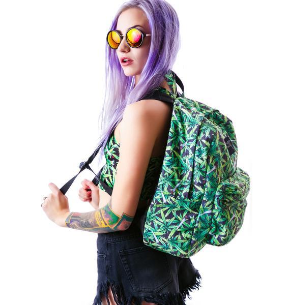 UNIF Weed Badsport Backpack