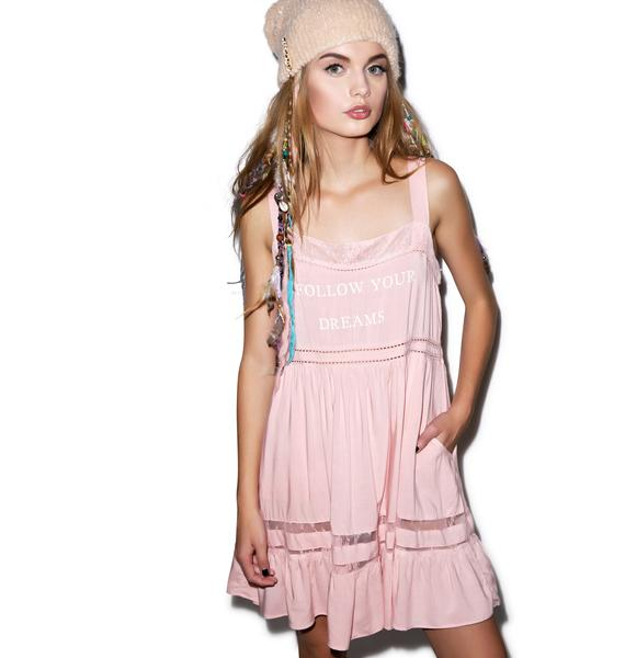 Wildfox Couture Follow Your Dreams Pinafore Slip