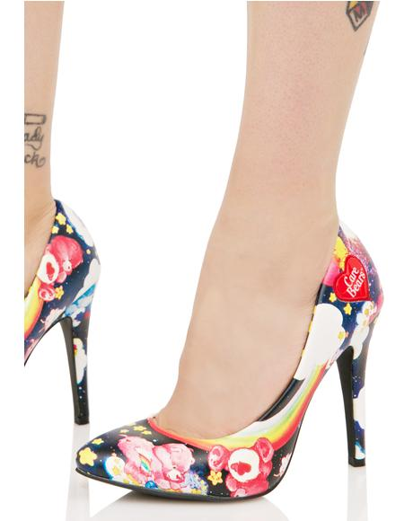 Heights For Staring Heels