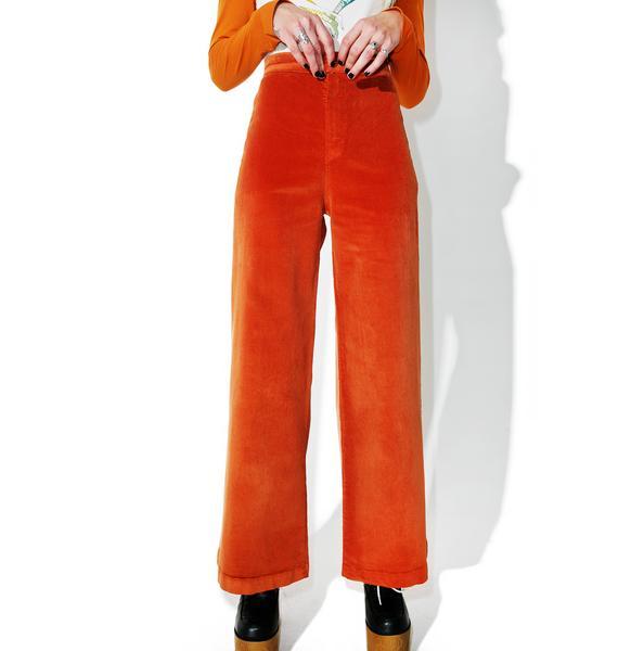Sugarhigh + Lovestoned Woody Wide Leg