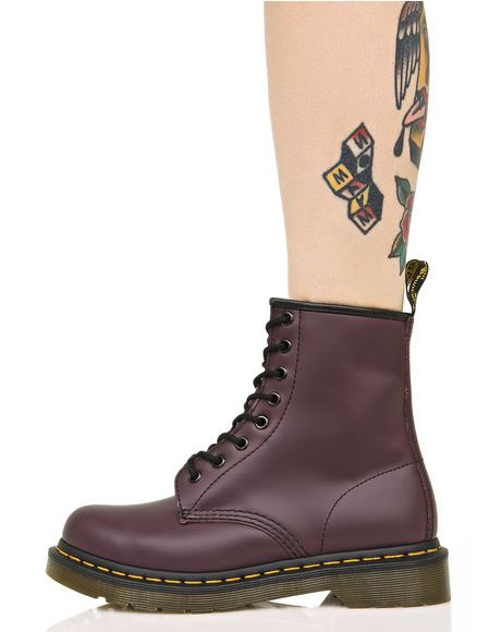 Royal Purple 1460 8 Eye Boots