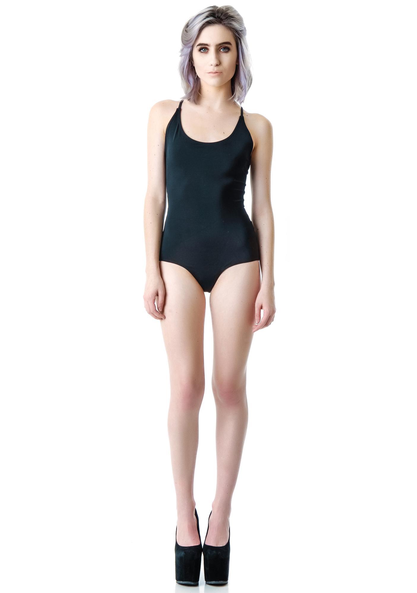 Cheap Monday T-Back Swimsuit