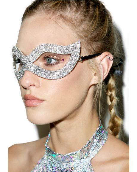 Midnight Masquerade Mask