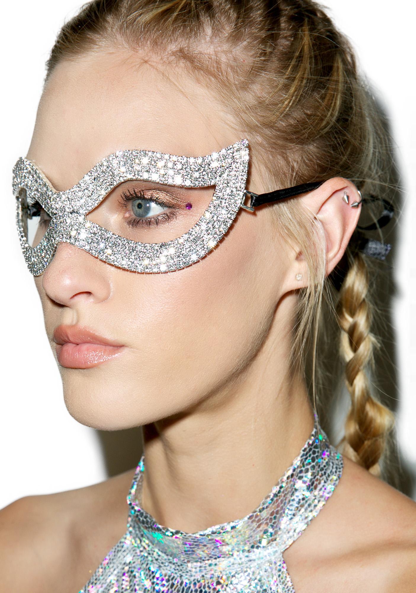 Midnight Masquerade Mask