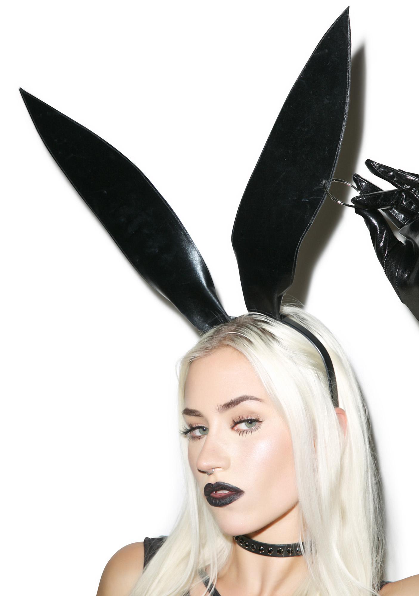 Pierce It Bunny Ears
