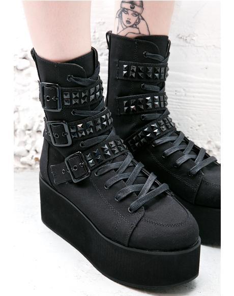 Ridley Platform Boots