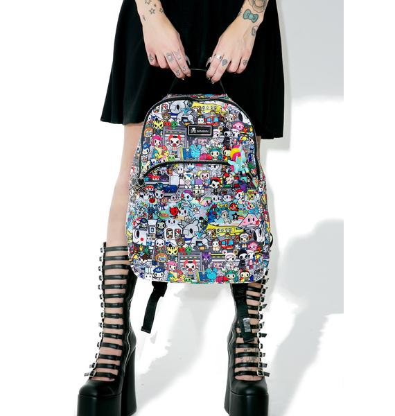 Tokidoki Jetsetter Backpack