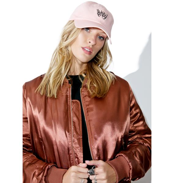 CRSHR Baby Metal Dad Hat