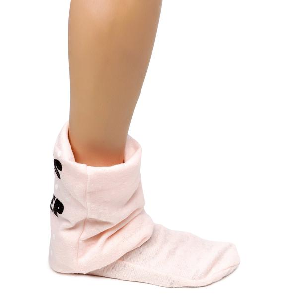 Wildfox Couture Sleep in Fox Sox